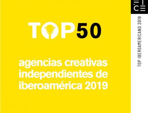 Ranking Agencias Creativas en Iberoamérica 2019